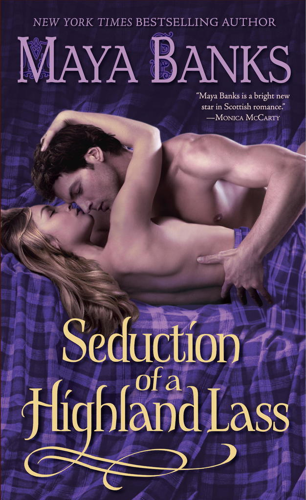 Seduction of a Highland Lass Book Cover