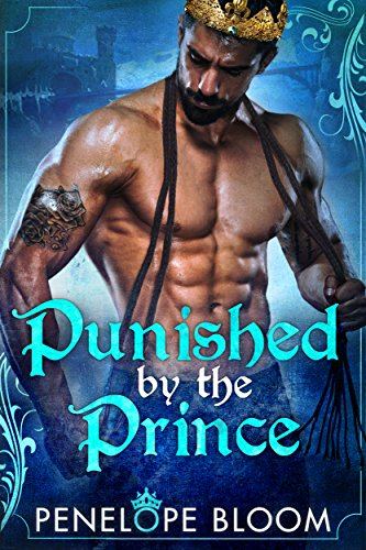 Punished by the prince Book Cover