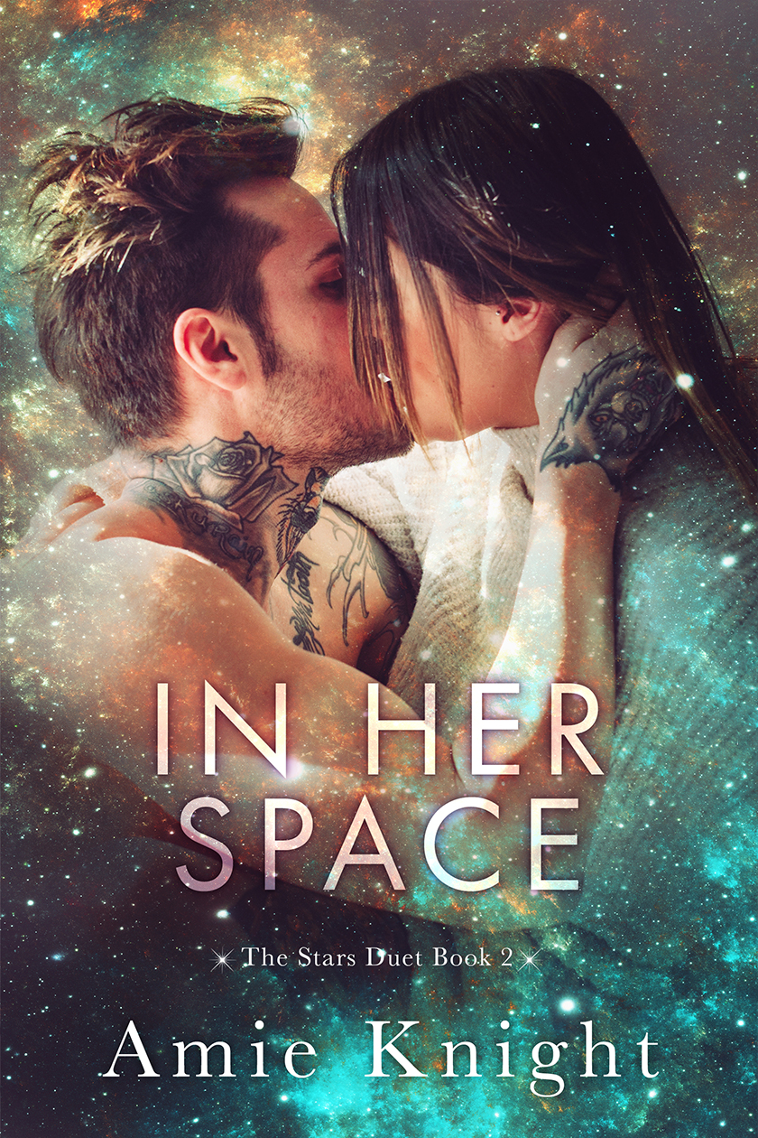 In her space Book Cover