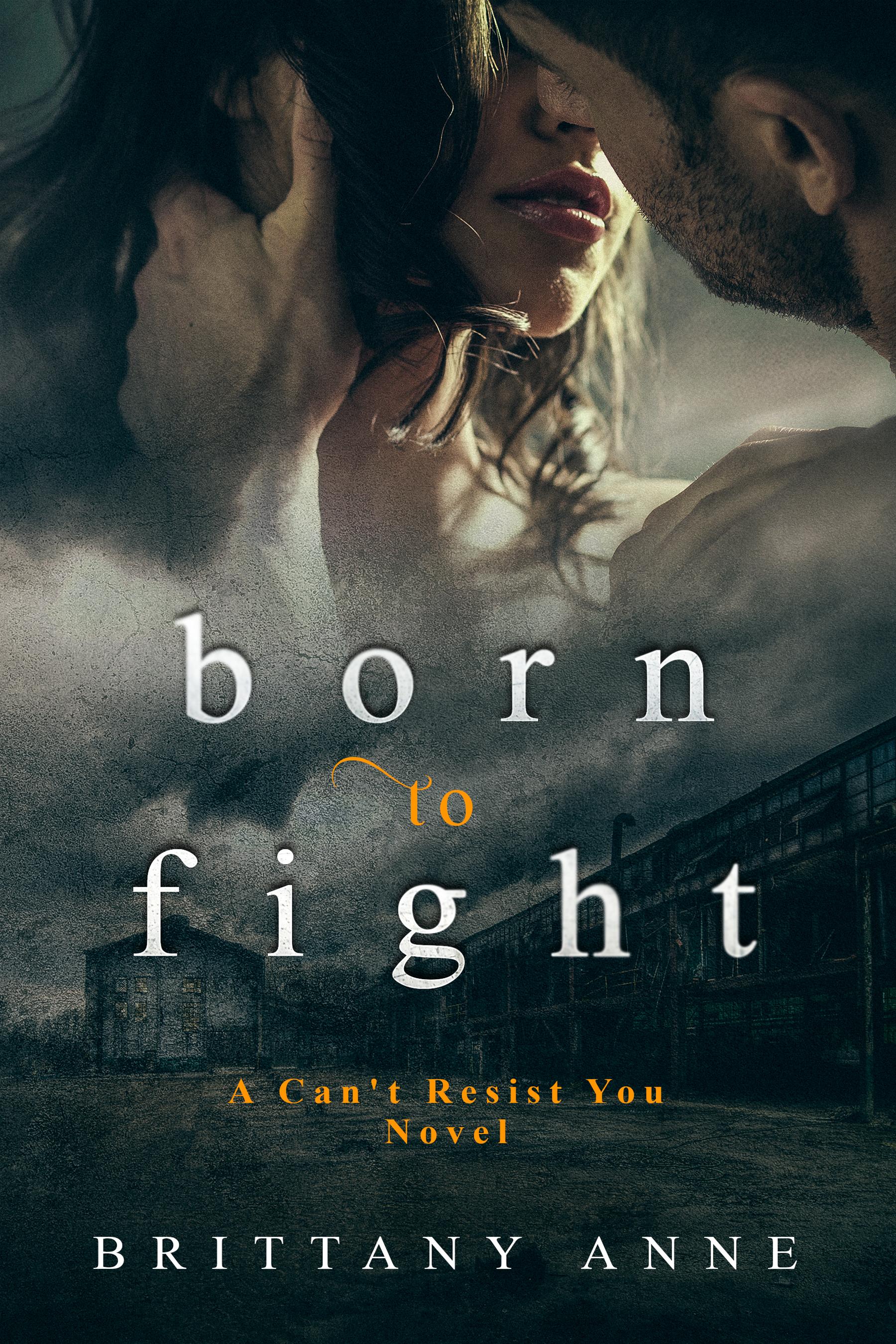 Born to fight Book Cover