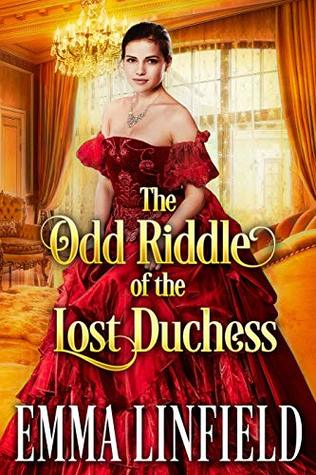 The Odd Riddle of the Lost Duchess Book Cover